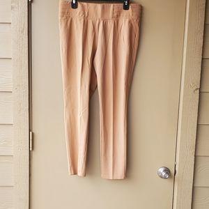 Versona womens nude leggings/ stretchy pants
